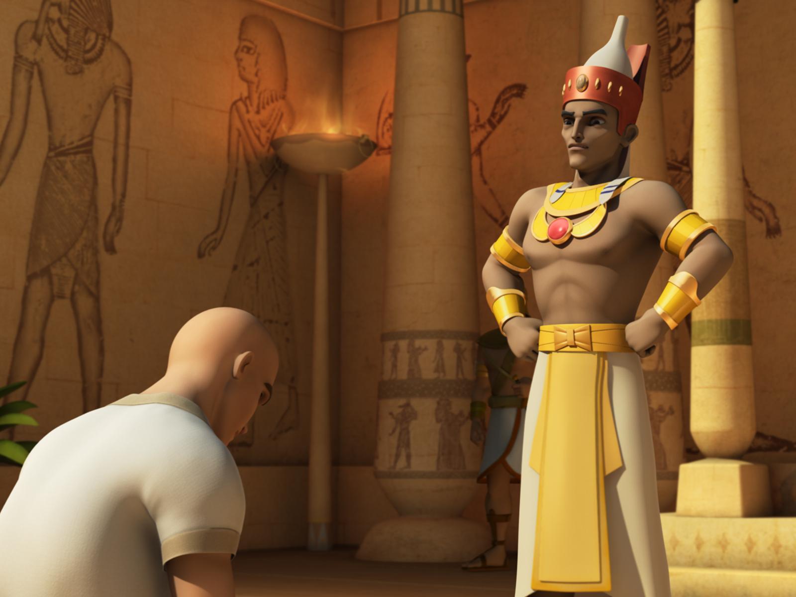 Joseph and Pharaoh's Dream